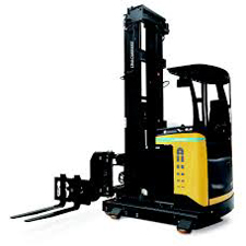 Narrow Aisle Forklift Training BC