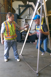 Fall Protection - Workplace Training BC