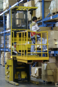 Order Picker Operator Safety Training