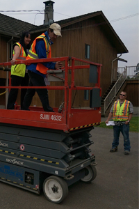 Scissor Lift Operator - Workplace Training BC